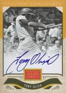 2012 Panini Golden Age Baseball Historic Signatures Autograph Guide 26