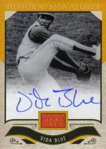 2012 Panini Golden Age Baseball Historic Signatures Autograph Guide 3