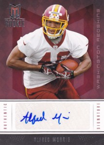 Alfred Morris Rookie Cards Checklist and Guide 9