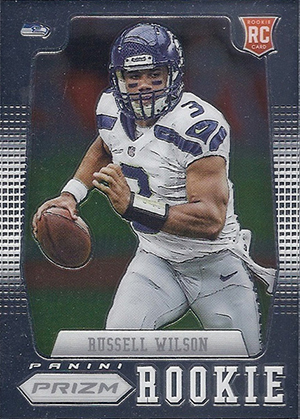 Russell Wilson Rookie Cards Checklist and Guide 10