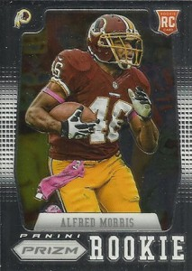 Alfred Morris Rookie Cards Checklist and Guide 12