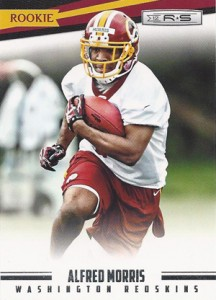 Alfred Morris Rookie Cards Checklist and Guide 13