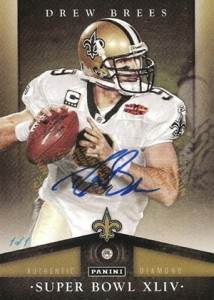 Panini Launches Super Bowl XLVII Black Box Promotion 1