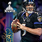 Ravens, 49ers and Saints Focus of Panini Super Bowl XLVII Promo Card Set