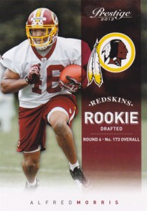 Alfred Morris Rookie Cards Checklist and Guide 15