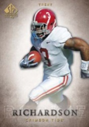 2012 SP Authentic Football Cards 3