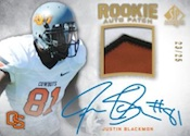 2012 SP Authentic Football Cards 4