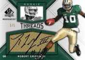 2012 SP Authentic Football Cards 5
