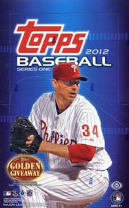 Case Breaking ROI Report for Every 2012 Topps Baseball Product 1