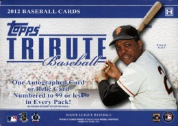 Case Breaking ROI Report for Every 2012 Topps Baseball Product 2
