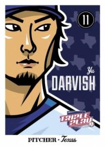 Yu Darvish Baseball Cards and Autograph Memorabilia Guide 19