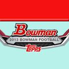 2013 Bowman Football Cards