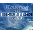 2013 Bowman Inception Baseball Cards