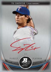 2013 Bowman Platinum Baseball Cards 19