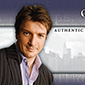 Nathan Fillion Autographs Confirmed for Castle Seasons 1 and 2 Trading Cards
