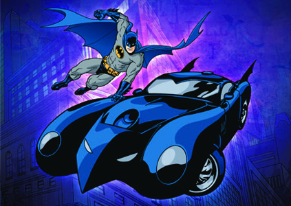2013 Cryptozoic Batman: The Legend Trading Cards 23