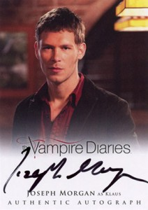 2013 Cryptozoic Vampire Diaries Season 2 Autographs Guide 10