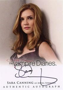 2013 Cryptozoic Vampire Diaries Season 2 Autographs Guide 11