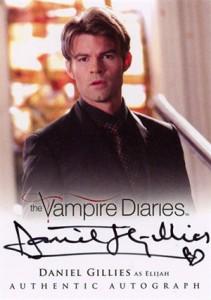 2013 Cryptozoic Vampire Diaries Season 2 Autographs Guide 12