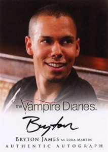 2013 Cryptozoic Vampire Diaries Season 2 Autographs Guide 16