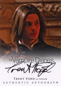 2013 Cryptozoic Vampire Diaries Season 2 Autographs Guide 18