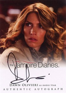 2013 Cryptozoic Vampire Diaries Season 2 Autographs Guide 19