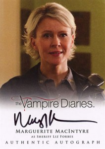 2013 Cryptozoic Vampire Diaries Season 2 Autographs Guide 21