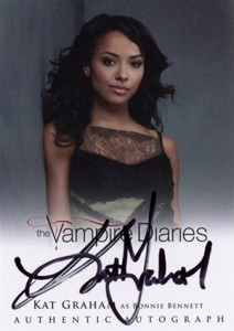 2013 Cryptozoic Vampire Diaries Season 2 Autographs Guide 5
