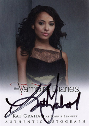 2013 Cryptozoic The Vampire Diaries Season 2 Trading Cards 20