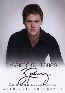 2013 Cryptozoic Vampire Diaries Season 2 Autographs Guide 7