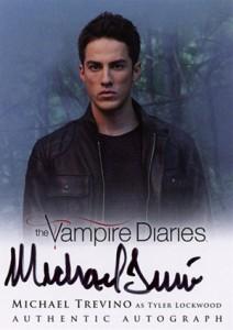 2013 Cryptozoic Vampire Diaries Season 2 Autographs Guide 8