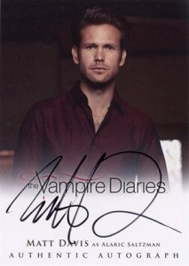 2013 Cryptozoic Vampire Diaries Season 2 Autographs Guide 9
