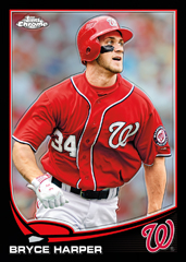 2013 Topps Chrome Baseball Cards 3