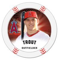 2013 Topps MLB Chipz 21