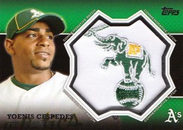 2013 Topps Series 1 Baseball Commemorative Patch and Rookie Patch Guide 18