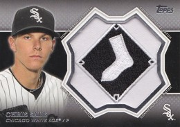 2013 Topps Series 1 Baseball Commemorative Patch and Rookie Patch Guide 22