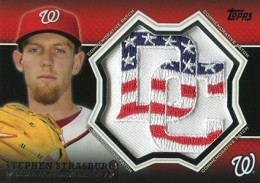 2013 Topps Series 1 Baseball Commemorative Patch and Rookie Patch Guide 24