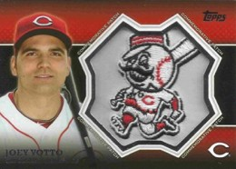 2013 Topps Series 1 Baseball Commemorative Patch and Rookie Patch Guide 25