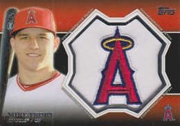 2013 Topps Series 1 Baseball Commemorative Patch and Rookie Patch Guide 3