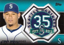 2013 Topps Series 1 Baseball Commemorative Patch and Rookie Patch Guide 4