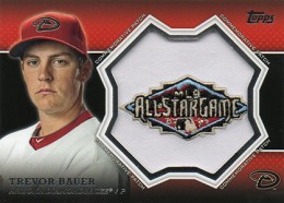 2013 Topps Series 1 Baseball Commemorative Patch and Rookie Patch Guide 7