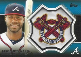 2013 Topps Series 1 Baseball Commemorative Patch and Rookie Patch Guide 8