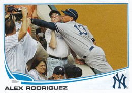 2013 Topps Series 1 Baseball Variation Short Prints Guide 17