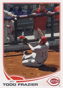 2013 Topps Series 1 Baseball Variation Short Prints Guide 8