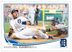 2013 Topps Series 2 Baseball Cards 3