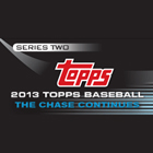 2013 Topps Series 2 Baseball Cards