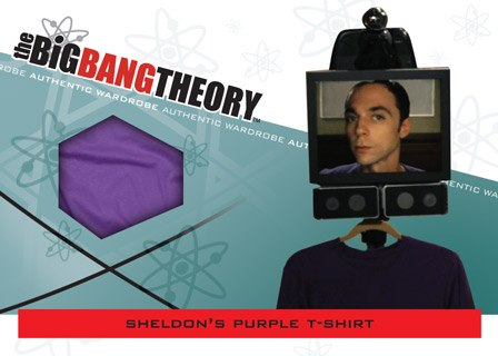 2013 Cryptozoic The Big Bang Theory Seasons 3 and 4 Trading Cards 7