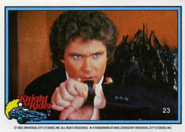 Channel Surfing with 1980s TV Show Trading Cards 3