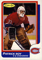Patrick Roy Cards, Rookie Cards and Autographed Memorabilia Guide