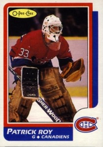 Patrick Roy Cards, Rookie Cards and Autographed Memorabilia Guide 1